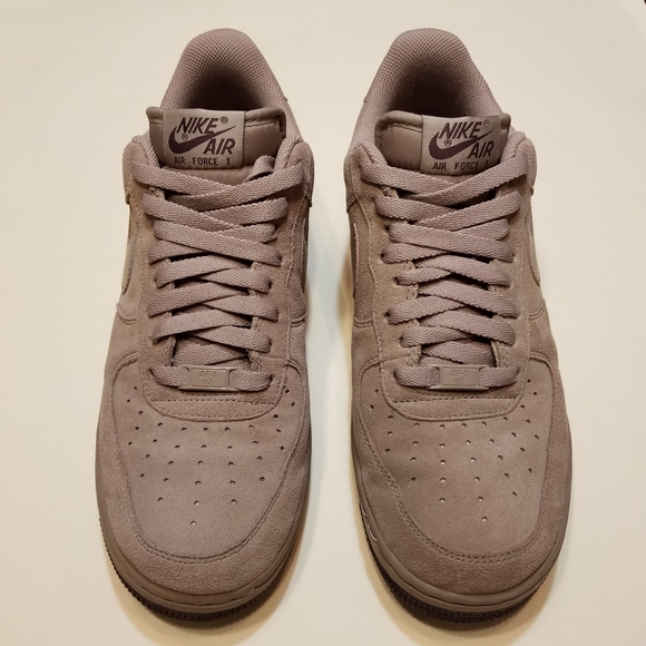 Nike Other - Men's Suede Nike Air Force Ones size 9